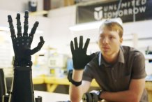 Video: Teenage NASA Employee Creates Mind-Control Bionic Arm