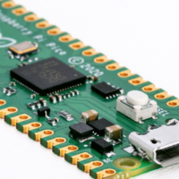 """Raspberry Pi Announces $4 """"Pico"""" Microcontroller with Custom Chip, Collaborations with Arduino, Adafruit, and Others"""