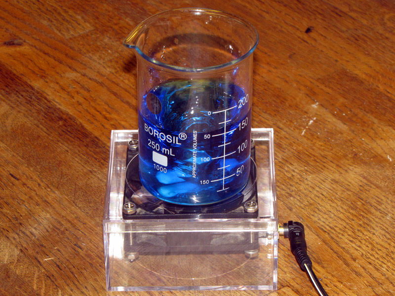 Homebrew Stir Plate