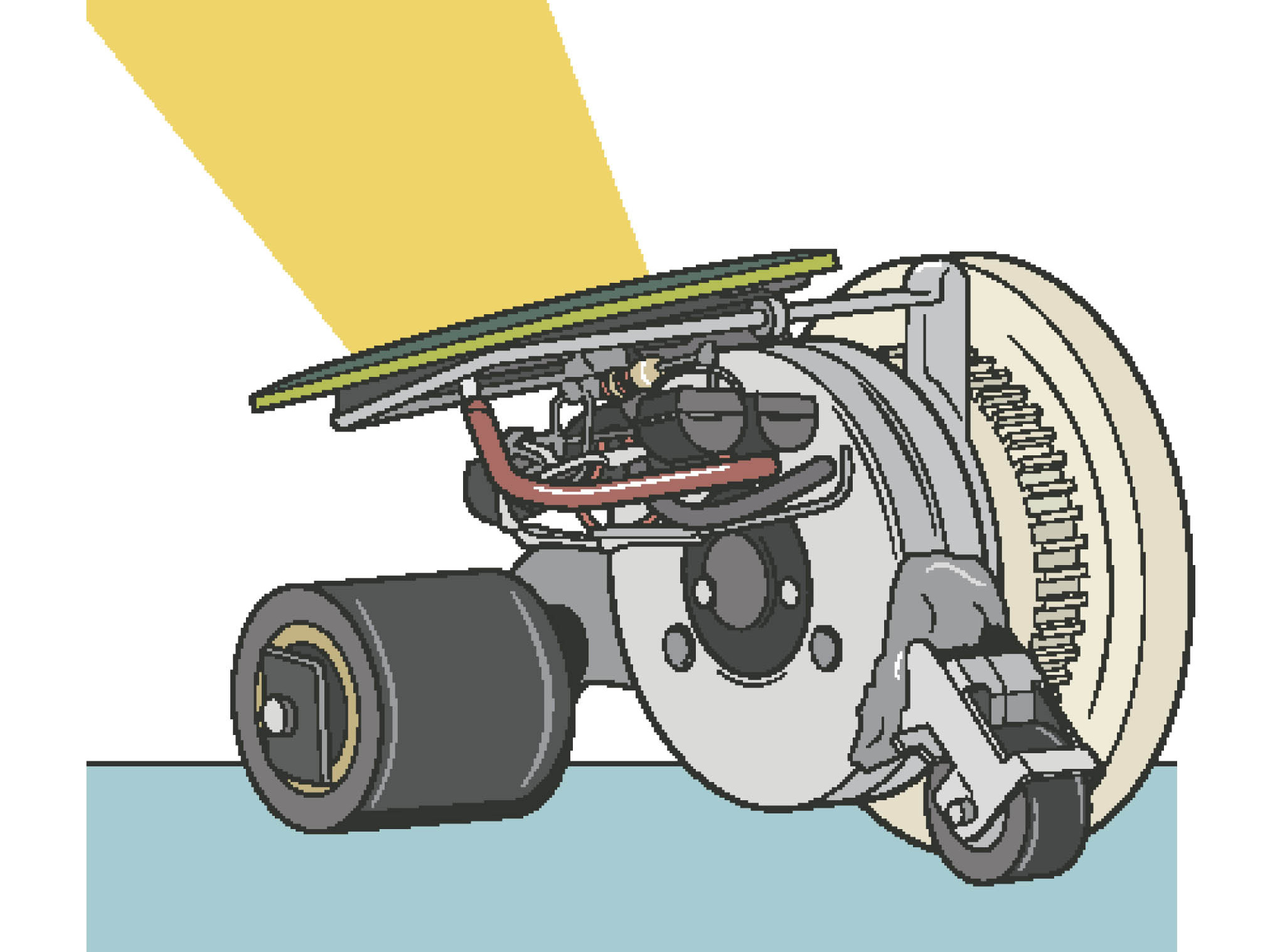 Solarroller BEAM Race Car