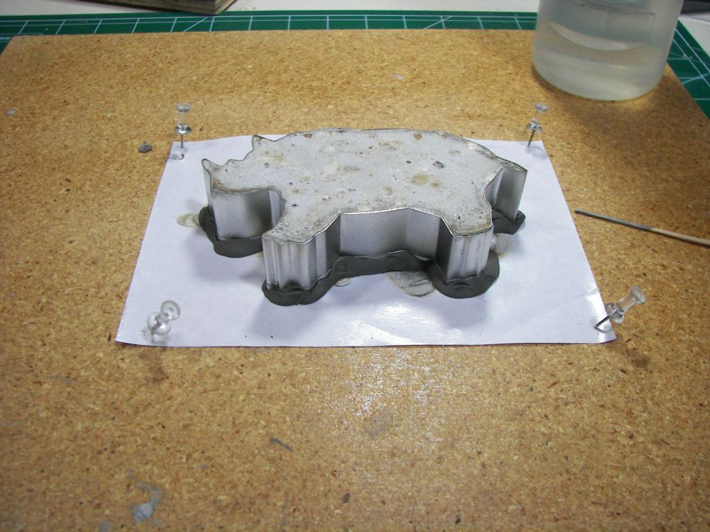 Concrete Tea Light Holder