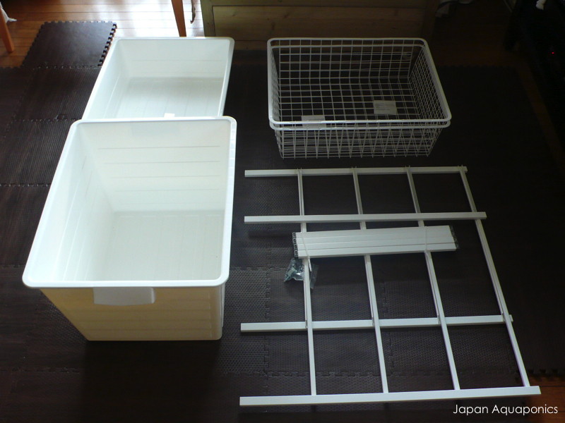 Indoor Aquaponics System